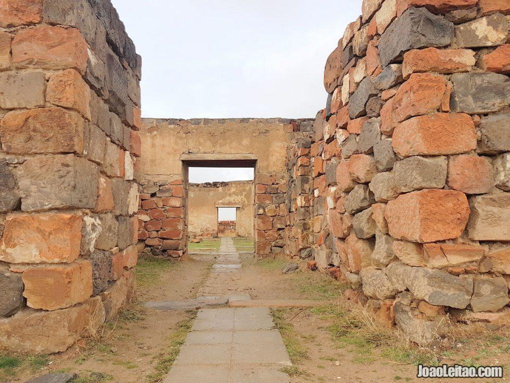 Erebuni Fortress Armenia