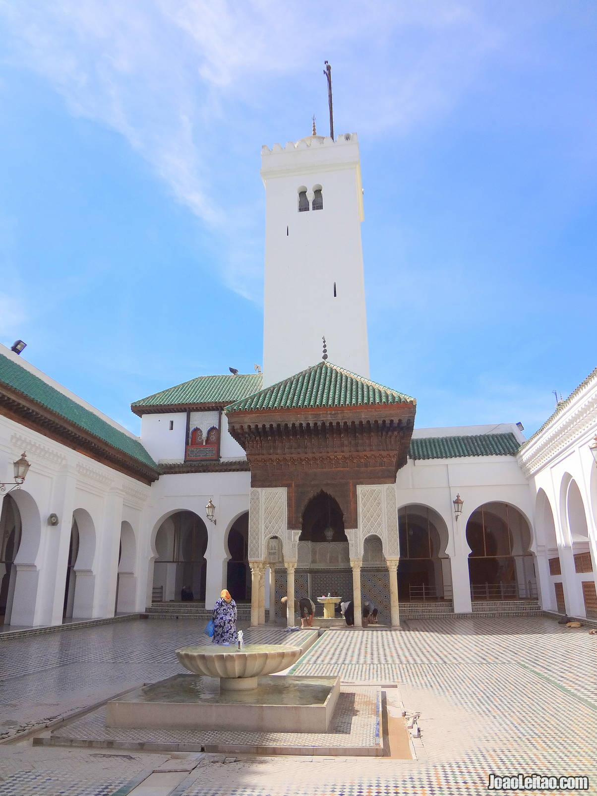 Kairaouine Mosque in Fez