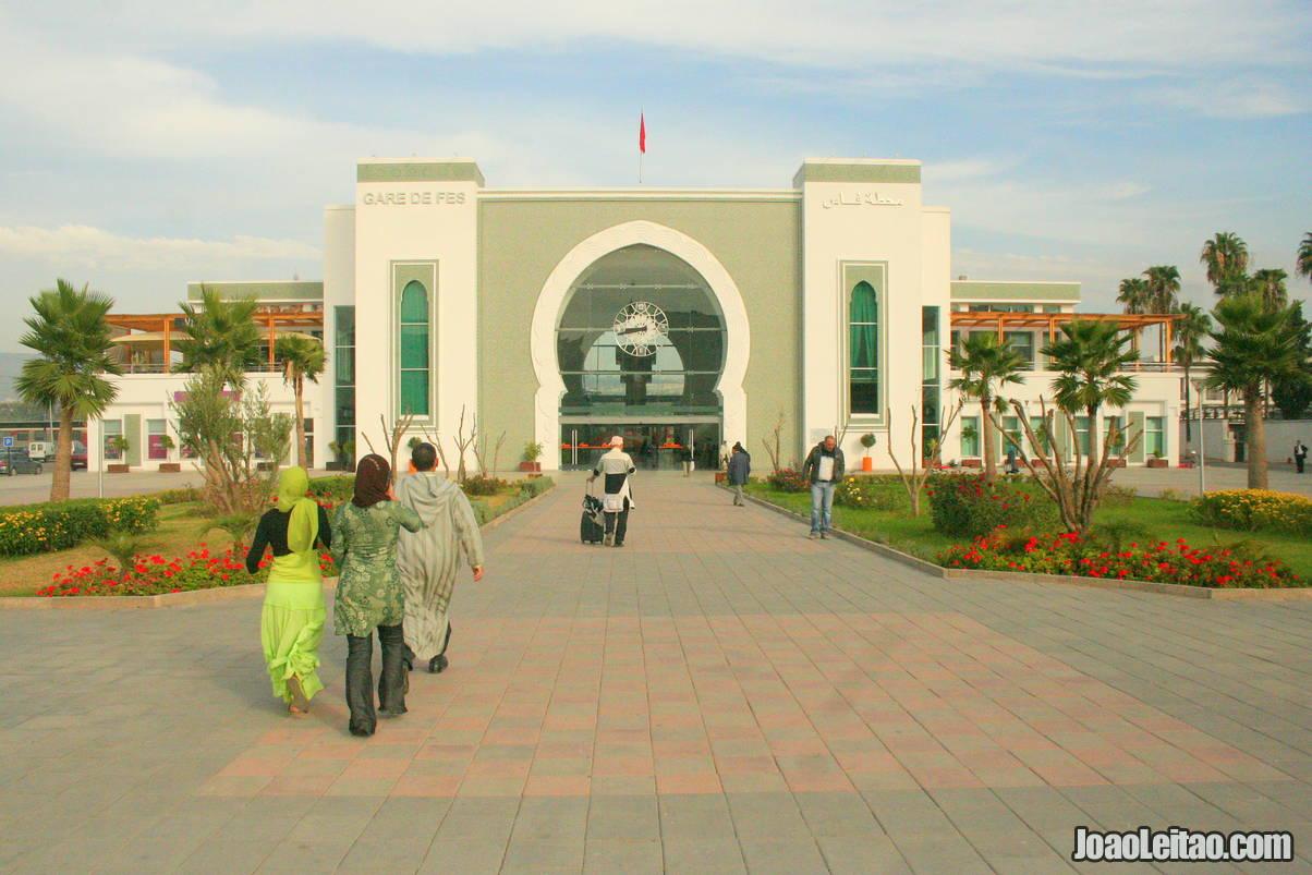 Fez Train Station