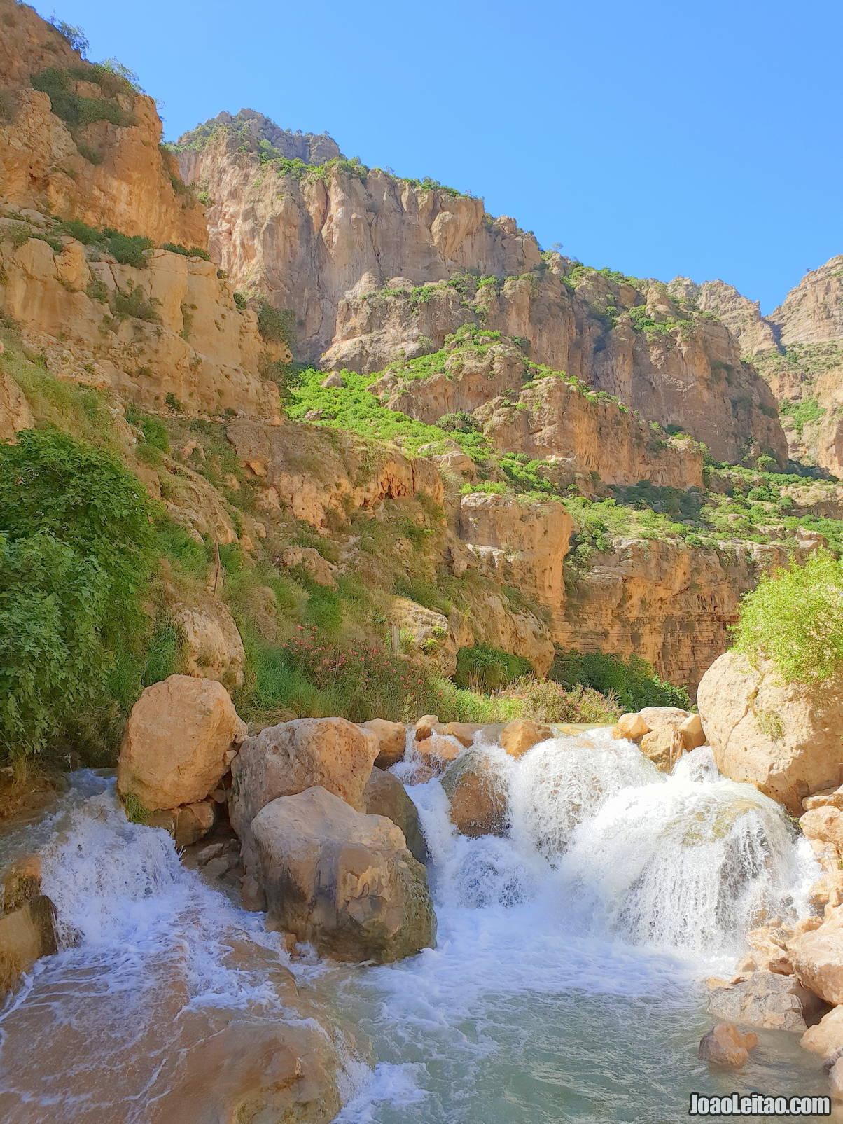 Visit Gali Zenda in Iraqi Kurdistan