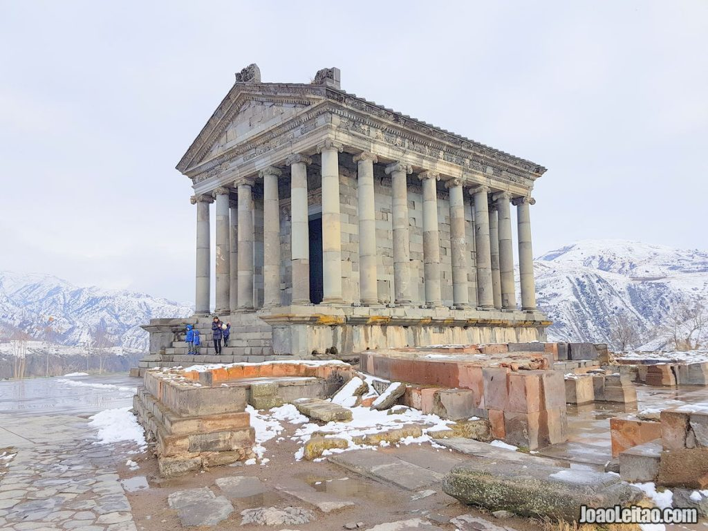 Garni Temple Armenia