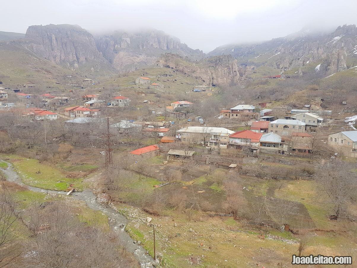 Goris Armenia