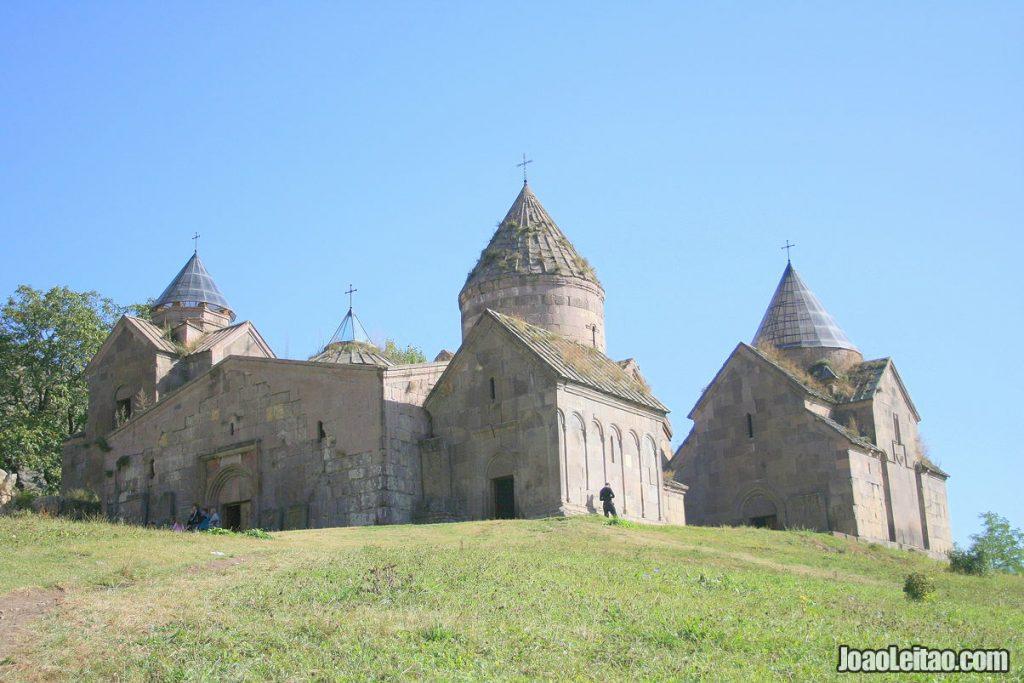 Goshavank Monastery Armenia
