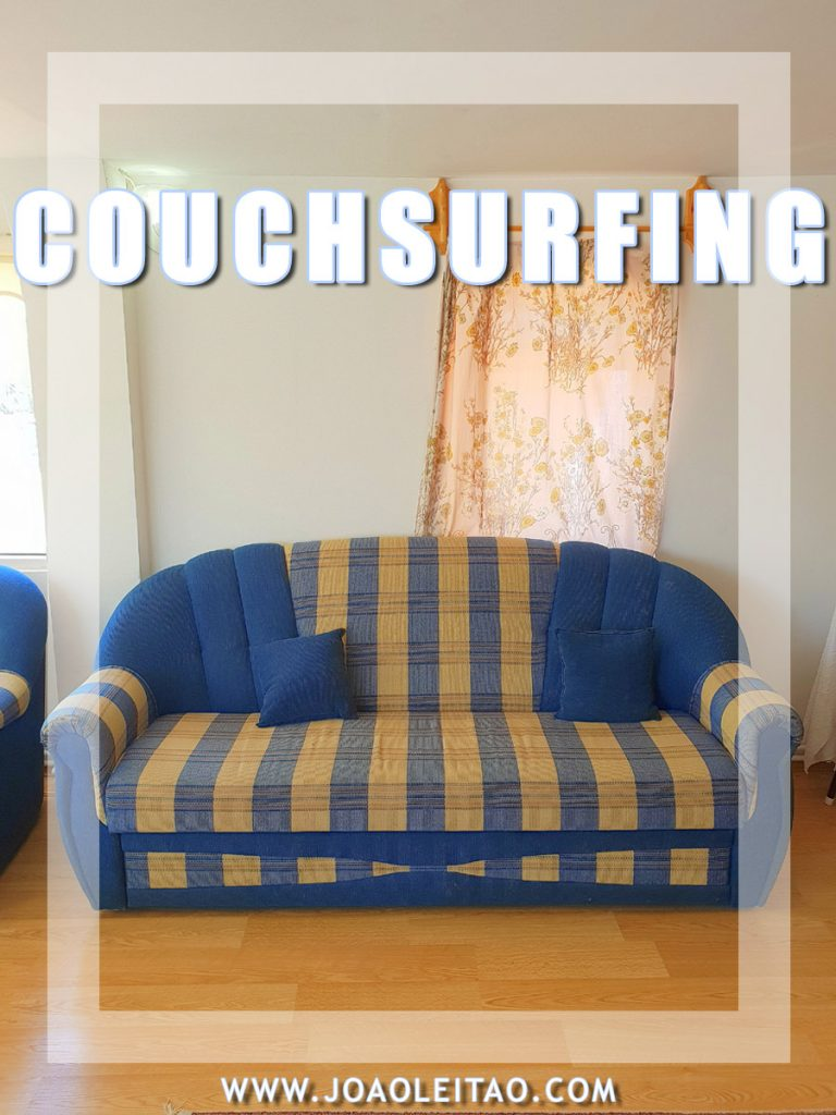 The beginner's guide to Couchsurfing