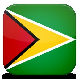 Flag of Guyana