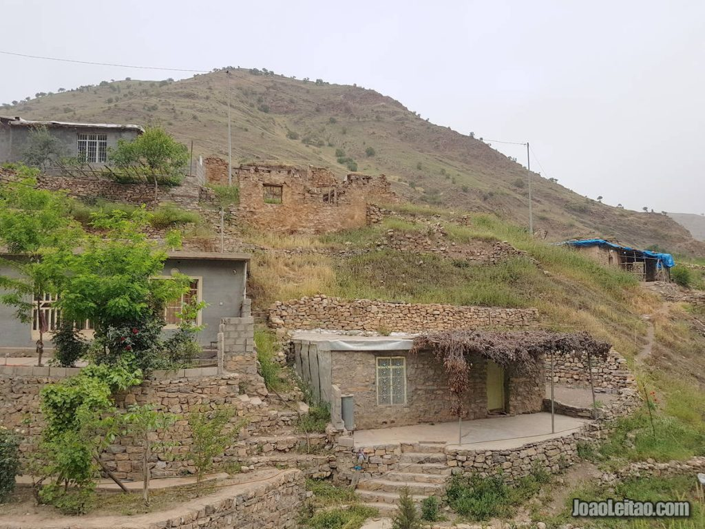 Hawar village in Iraqi Kurdistan