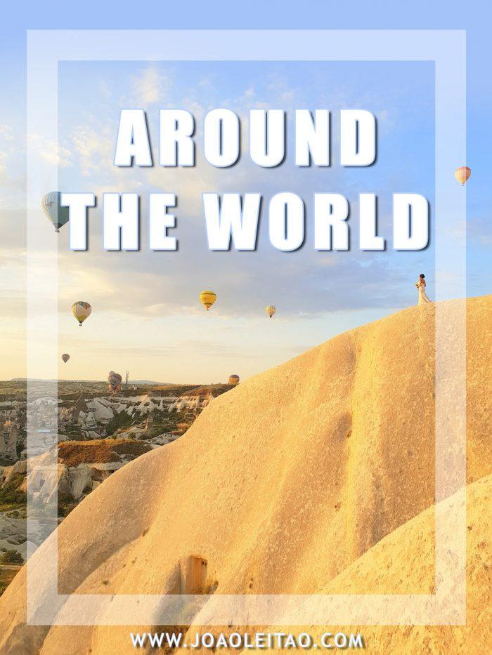 Historical Trips Around the World