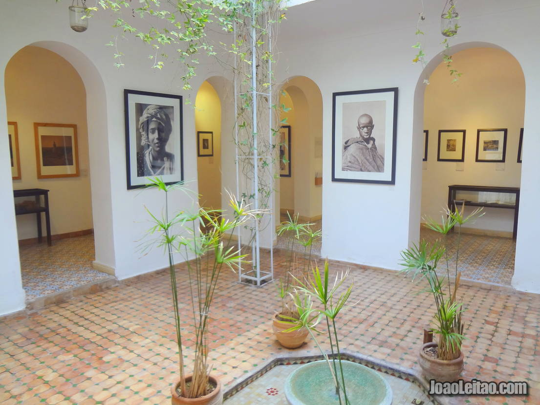 House of Photography in Marrakesh