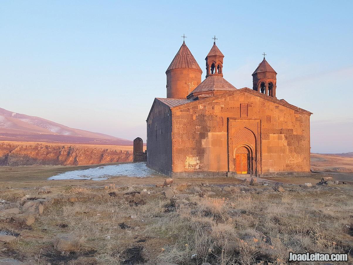 Hovhannavank Monastery Armenia