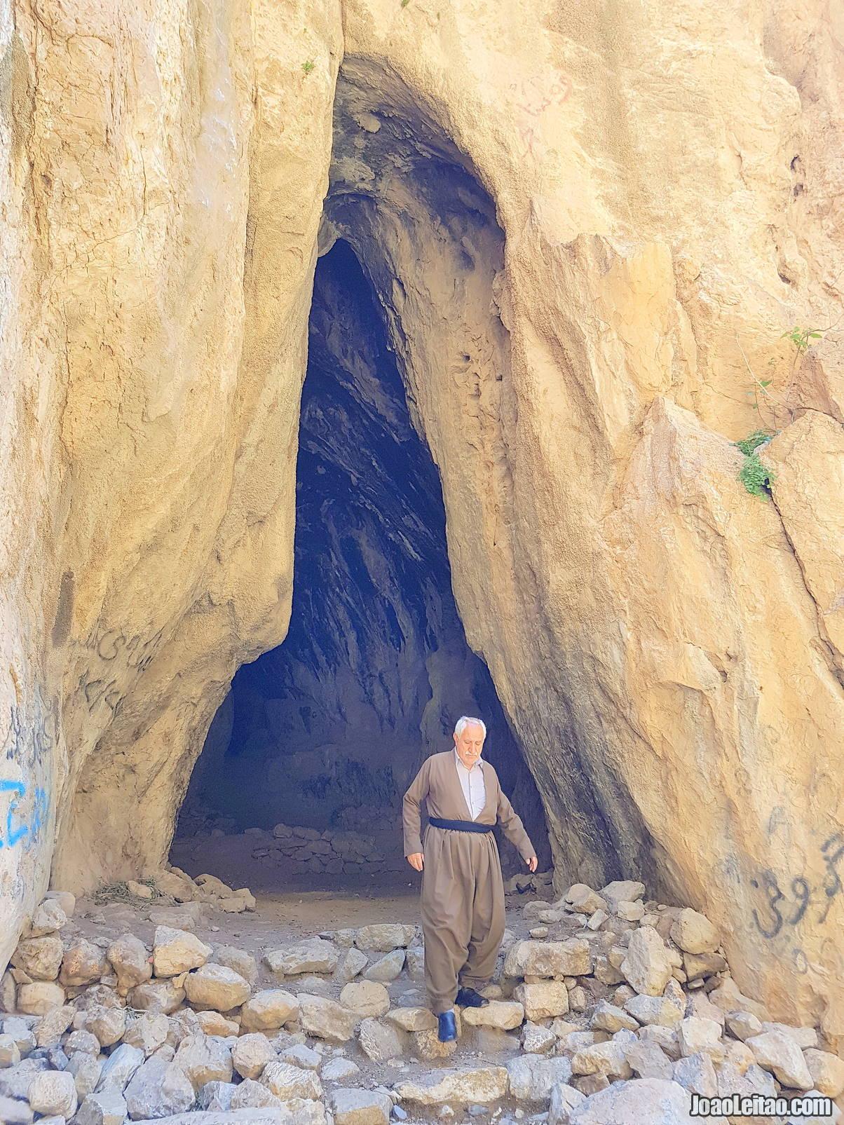 Visit Jasna Cave in Iraqi Kurdistan