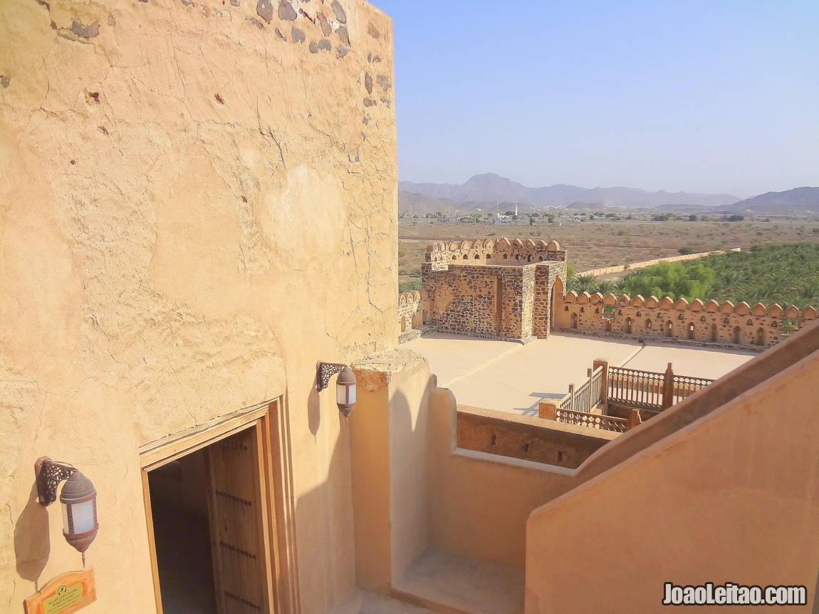 Visit Jabreen Fort in Oman