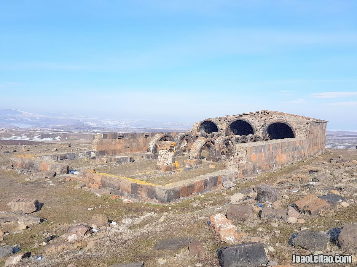 Jrapi Caravanserai Armenia