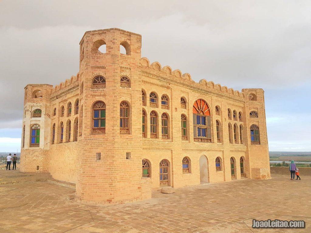 Kalar in Iraqi Kurdistan