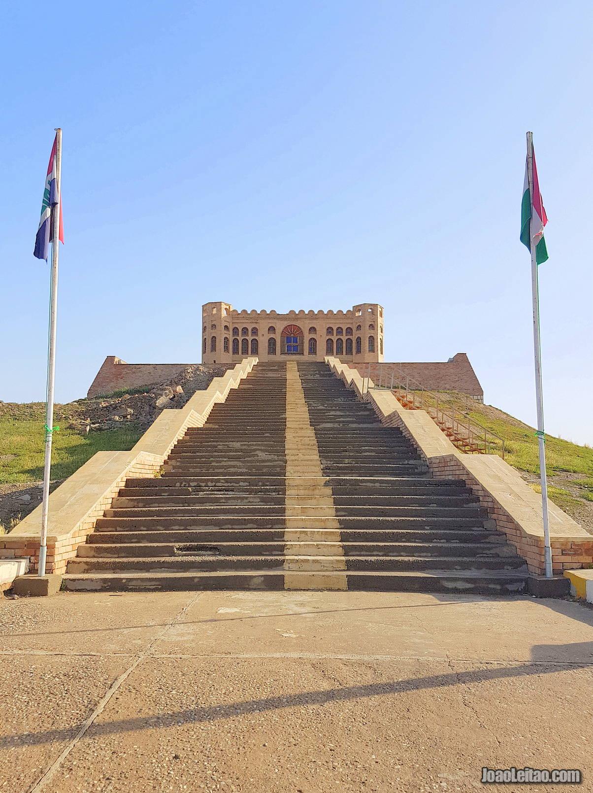 Visit Kalar in Iraqi Kurdistan