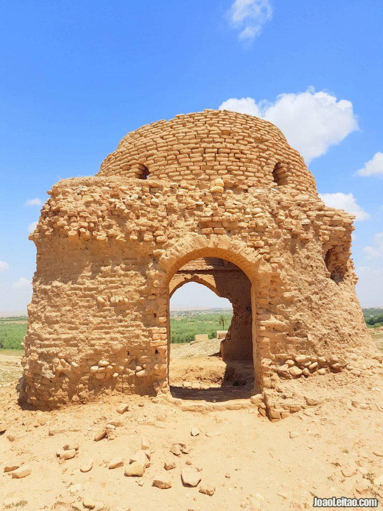 Khanaqin in Iraqi Kurdistan