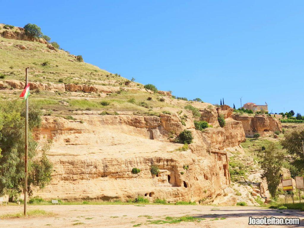 Khaniss in Iraqi Kurdistan