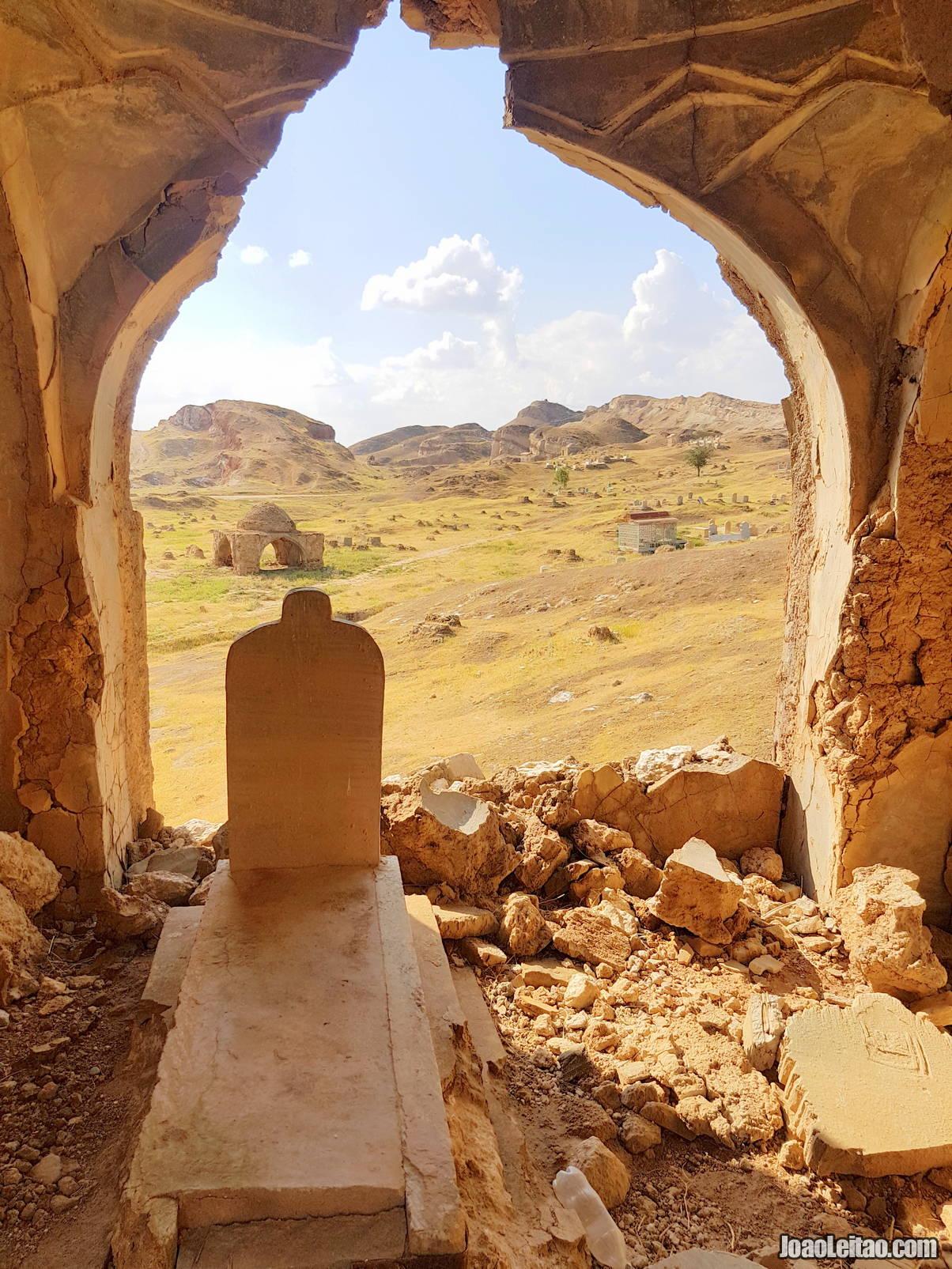 Visit Kifri in Iraqi Kurdistan