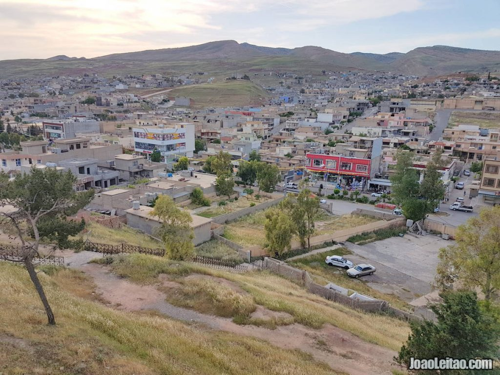 Koya in Iraqi Kurdistan