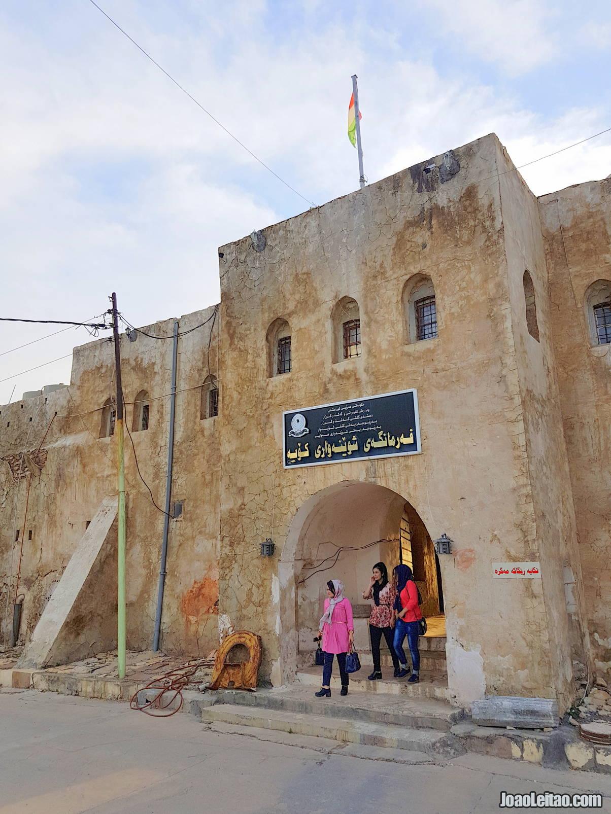 Visit Koya in Iraqi Kurdistan