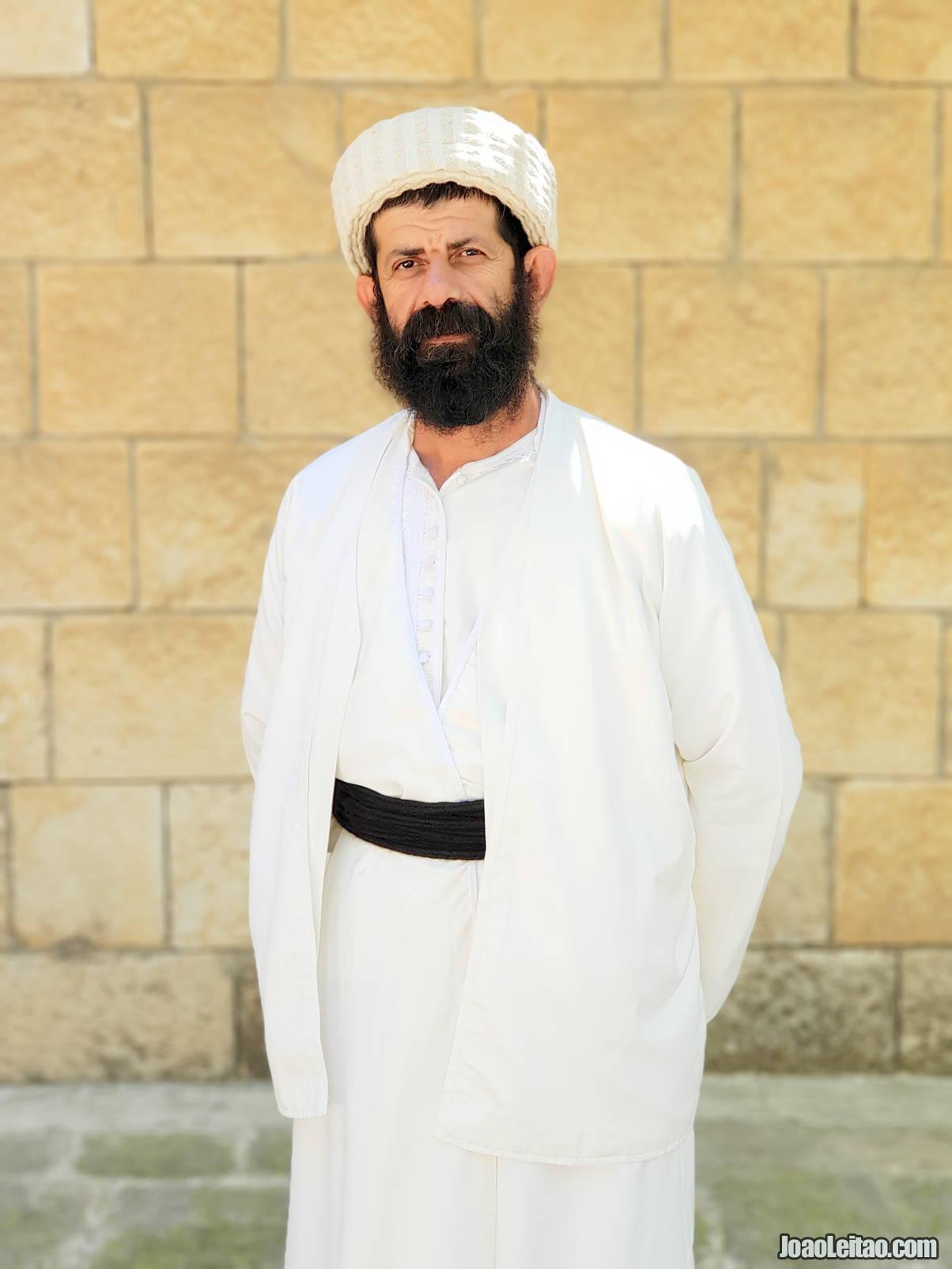 Visit Lalish in Iraqi Kurdistan