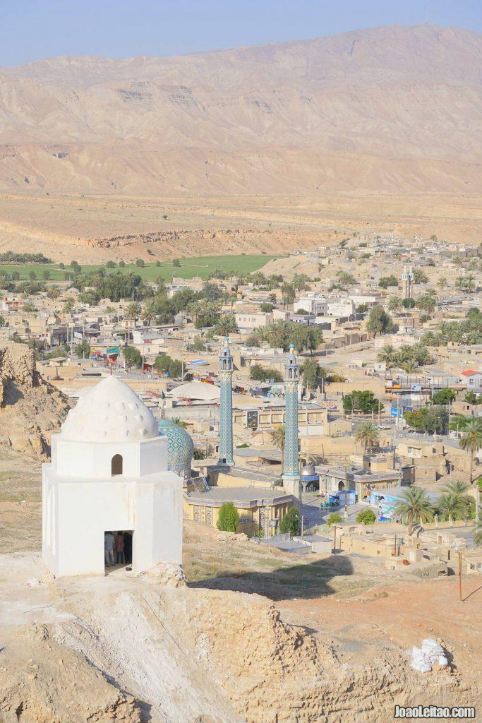 Visit Lar in Fars Province