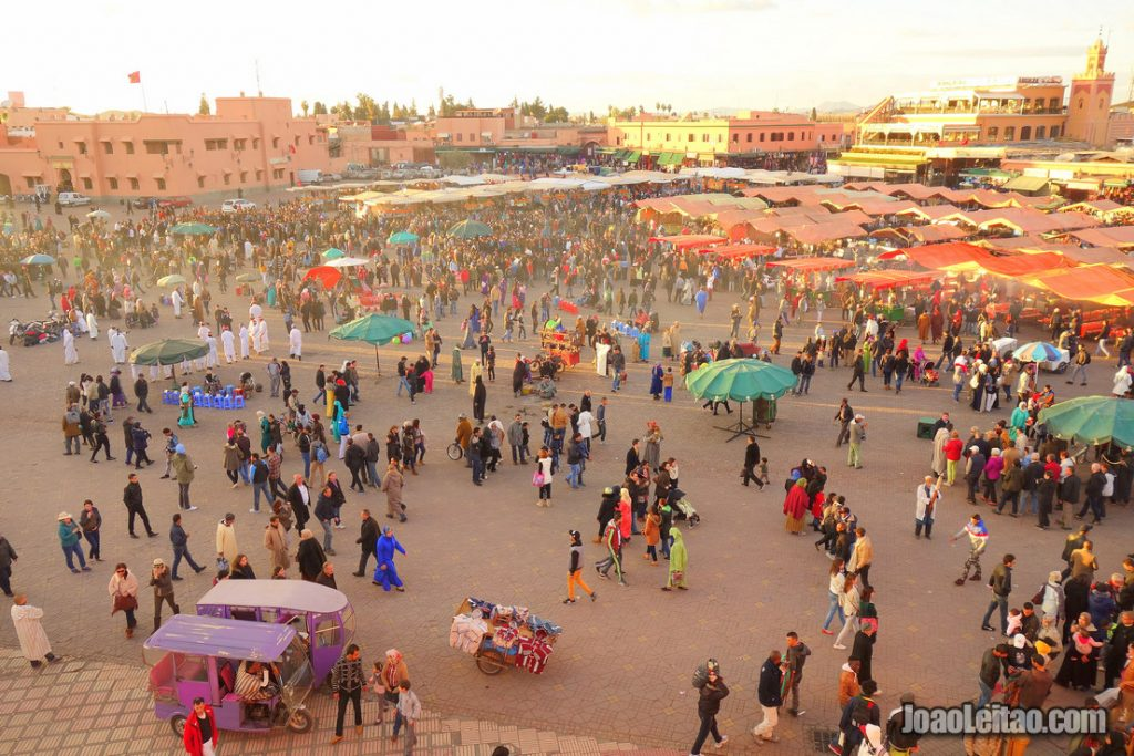 Marrakesh City Guide