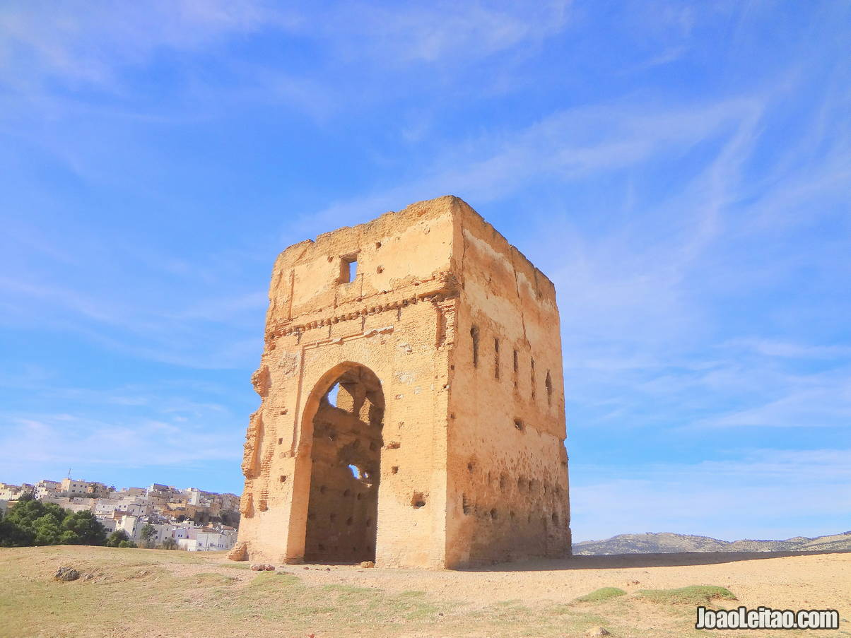 Marinid Tombs in Fez