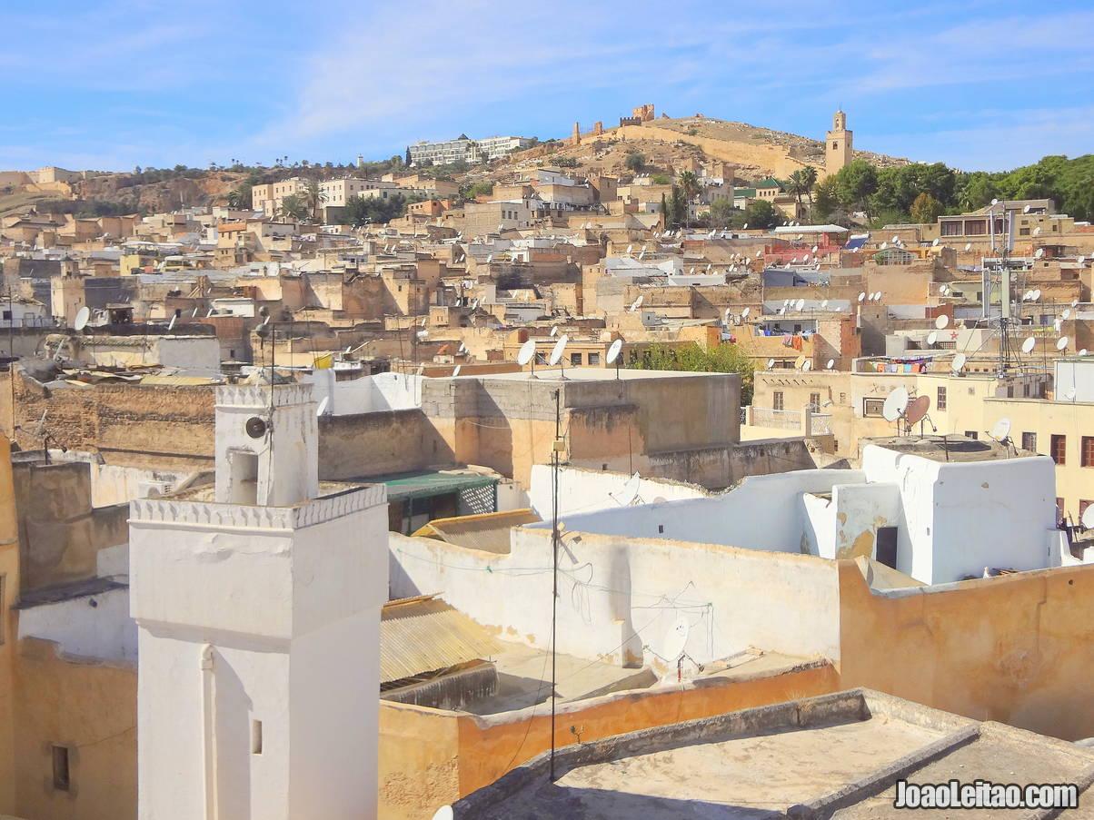 Fez old city