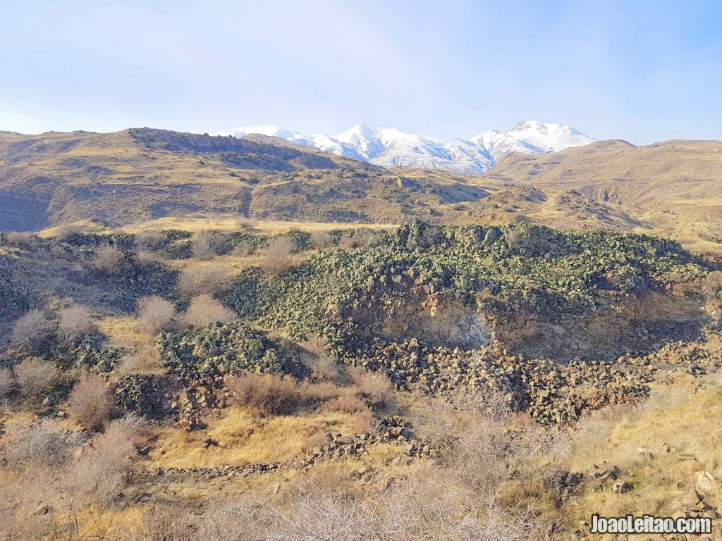 Moz Bronze Age Settlement Armenia