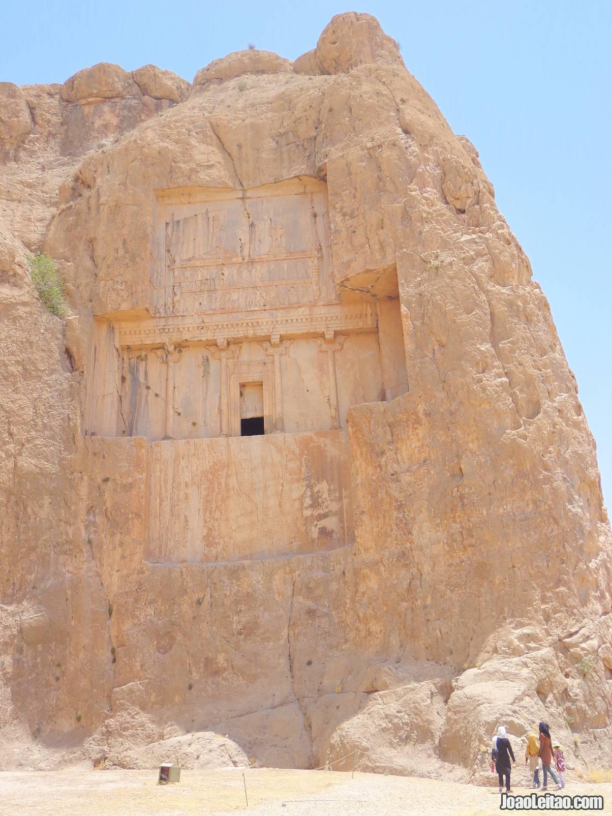 Visit Naqsh-e Rustam in Iran