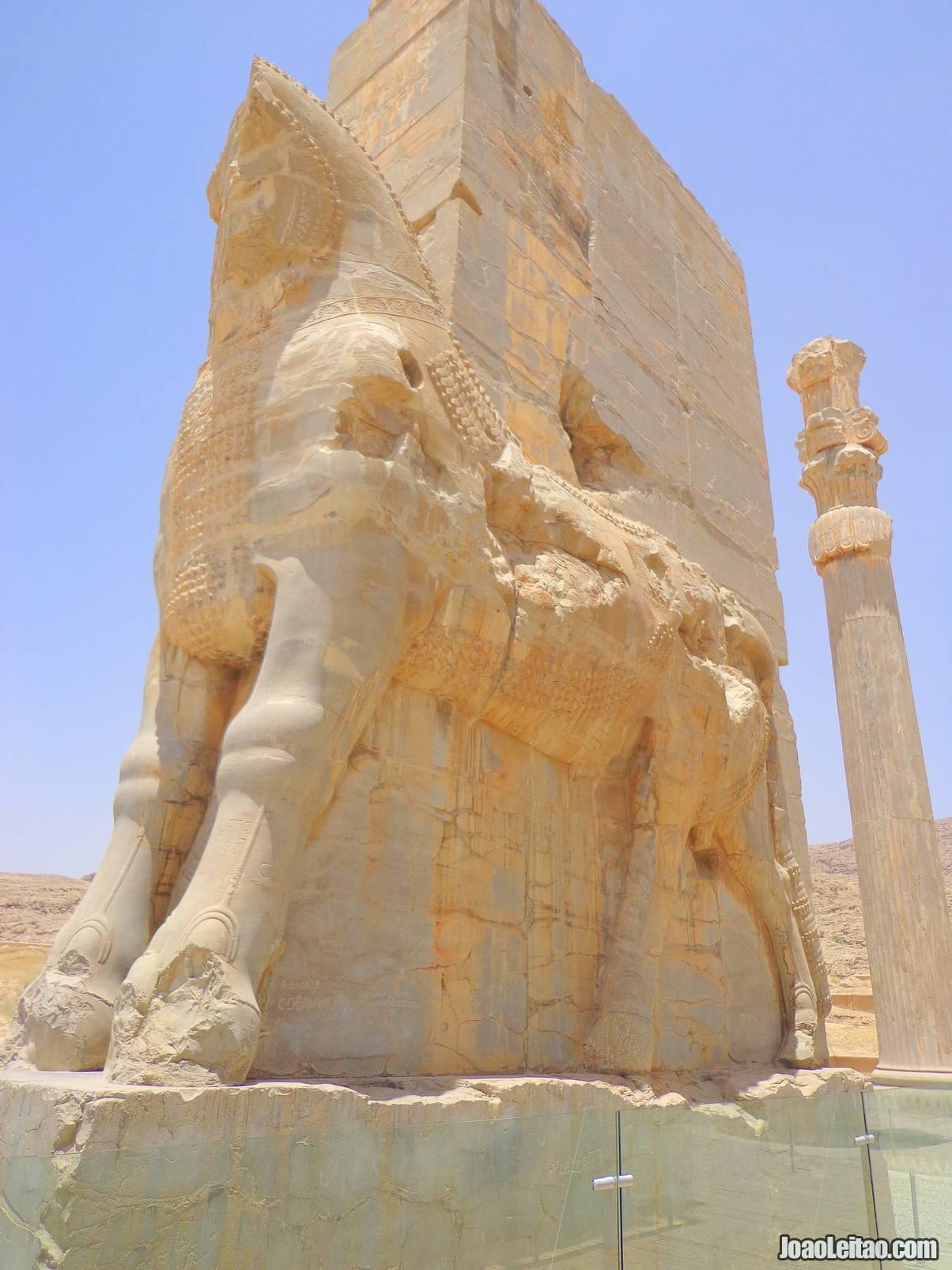 Visit Persepolis in Iran