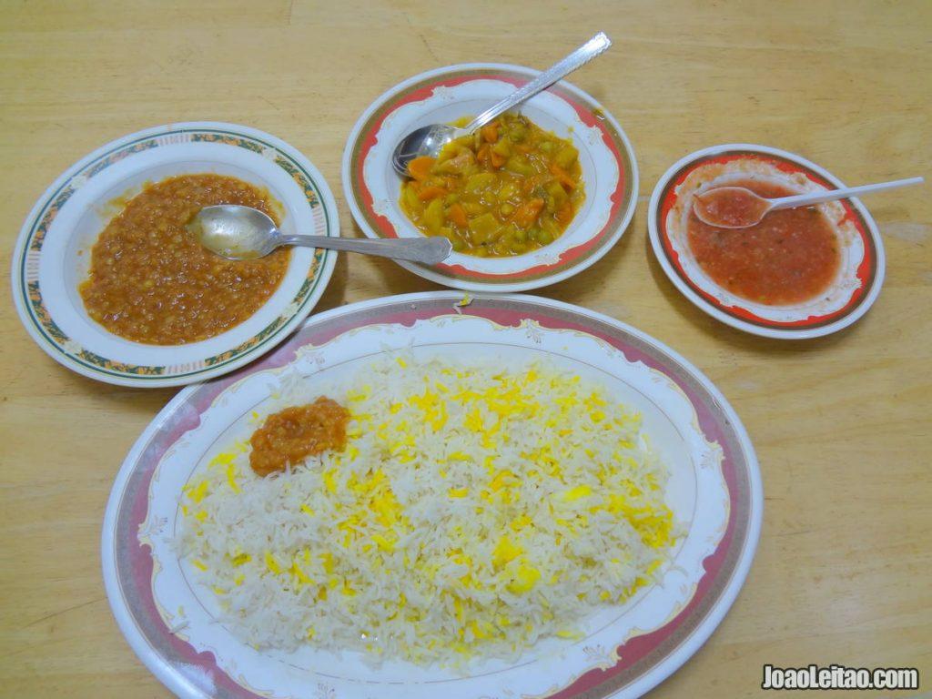 Restaurant in Khasab