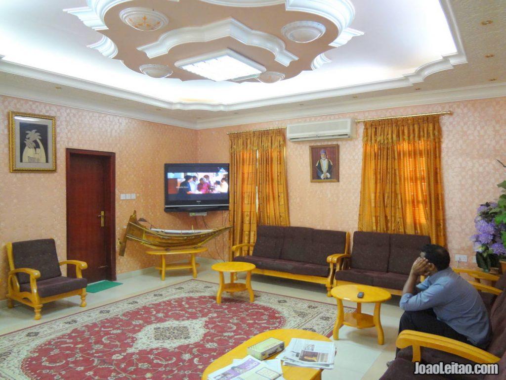 Hotel in Khasab