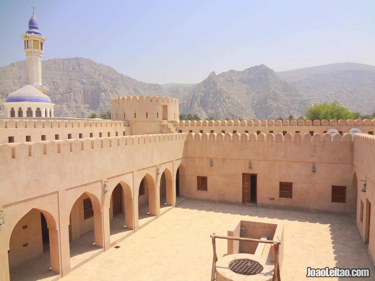Alkmazrh Fort