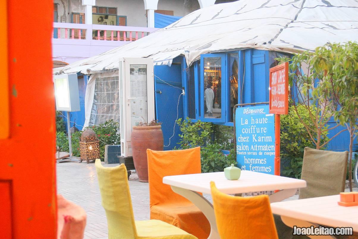 Restaurants in Essaouira
