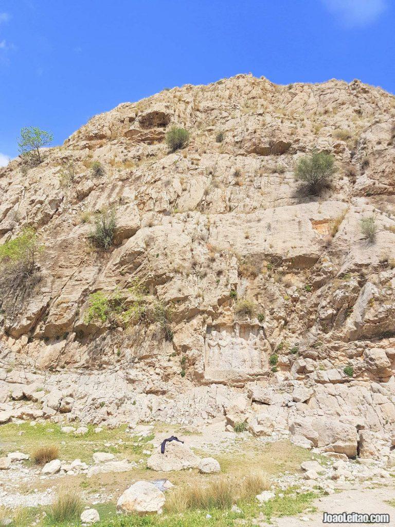 Sarab-e Bahram Rock-Relief