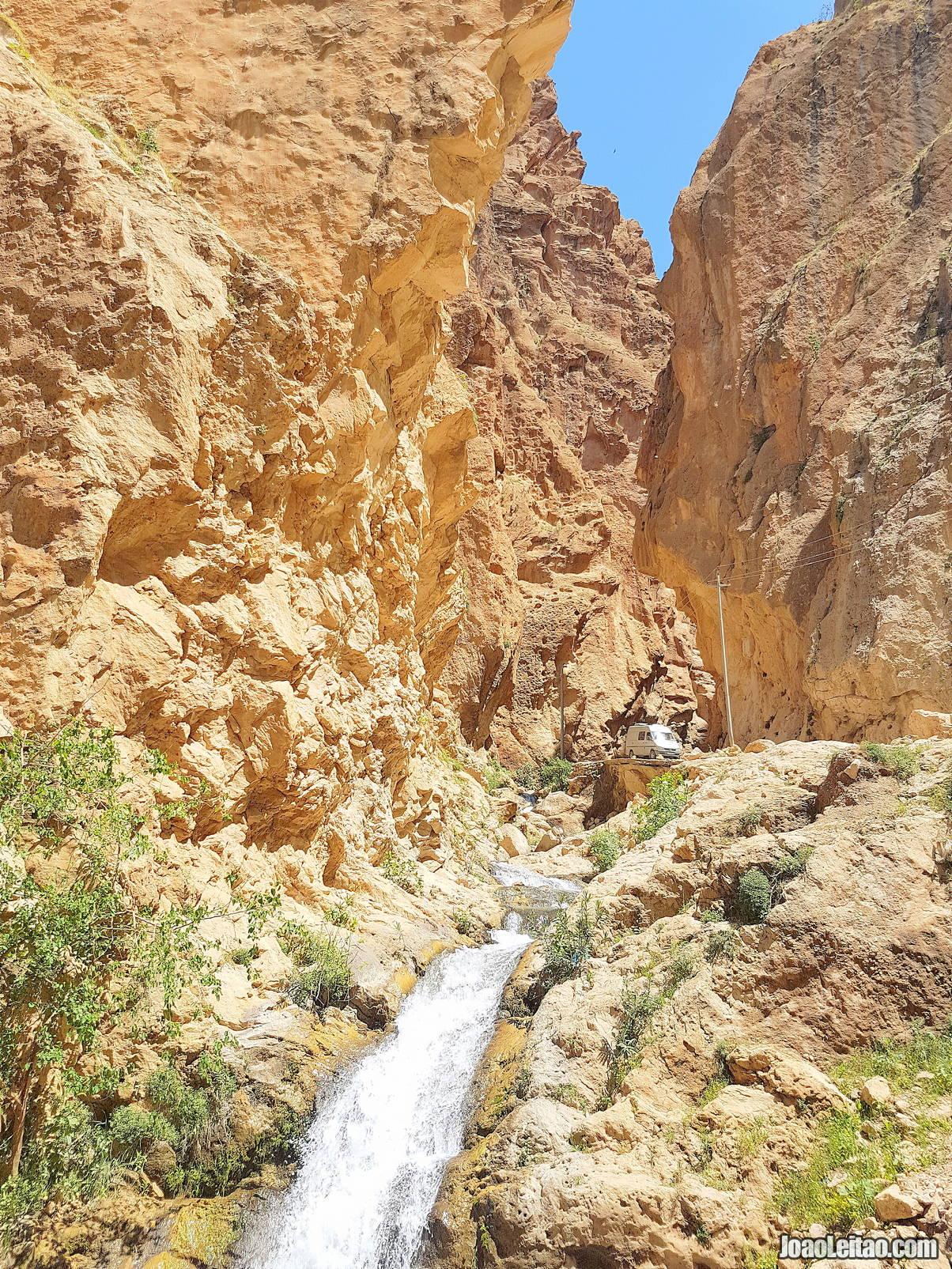 Visit Sartak in Iraqi Kurdistan