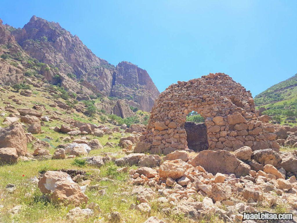 Sartak in Iraqi Kurdistan