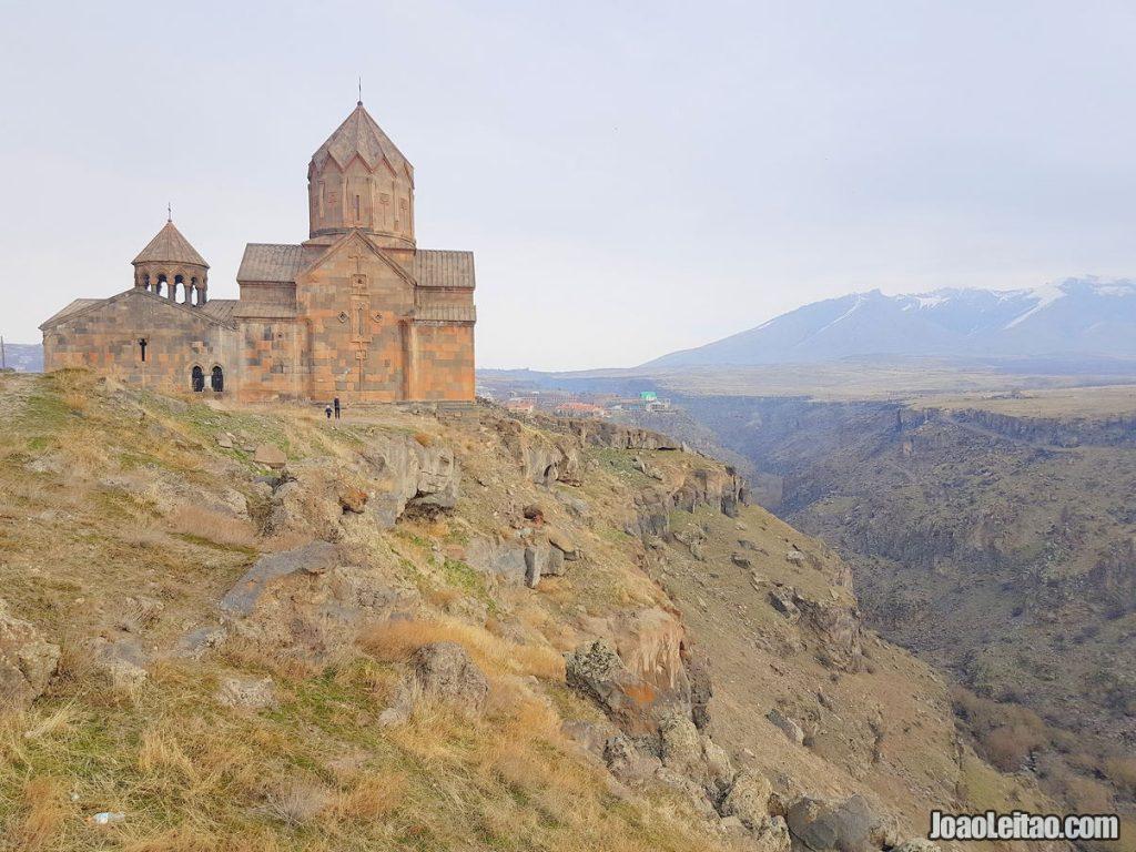 Saghmosavank Monastery Armenia