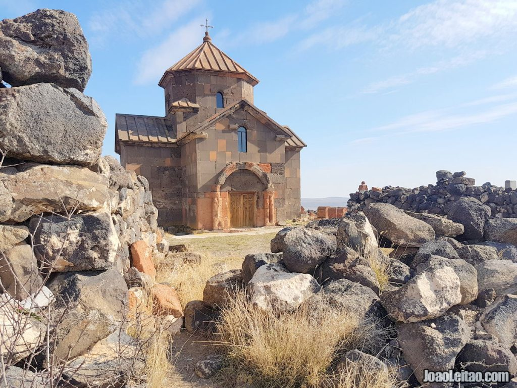 Saint Christopher Monastery Armenia