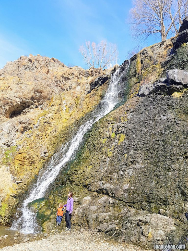 Shaki Waterfall Armenia