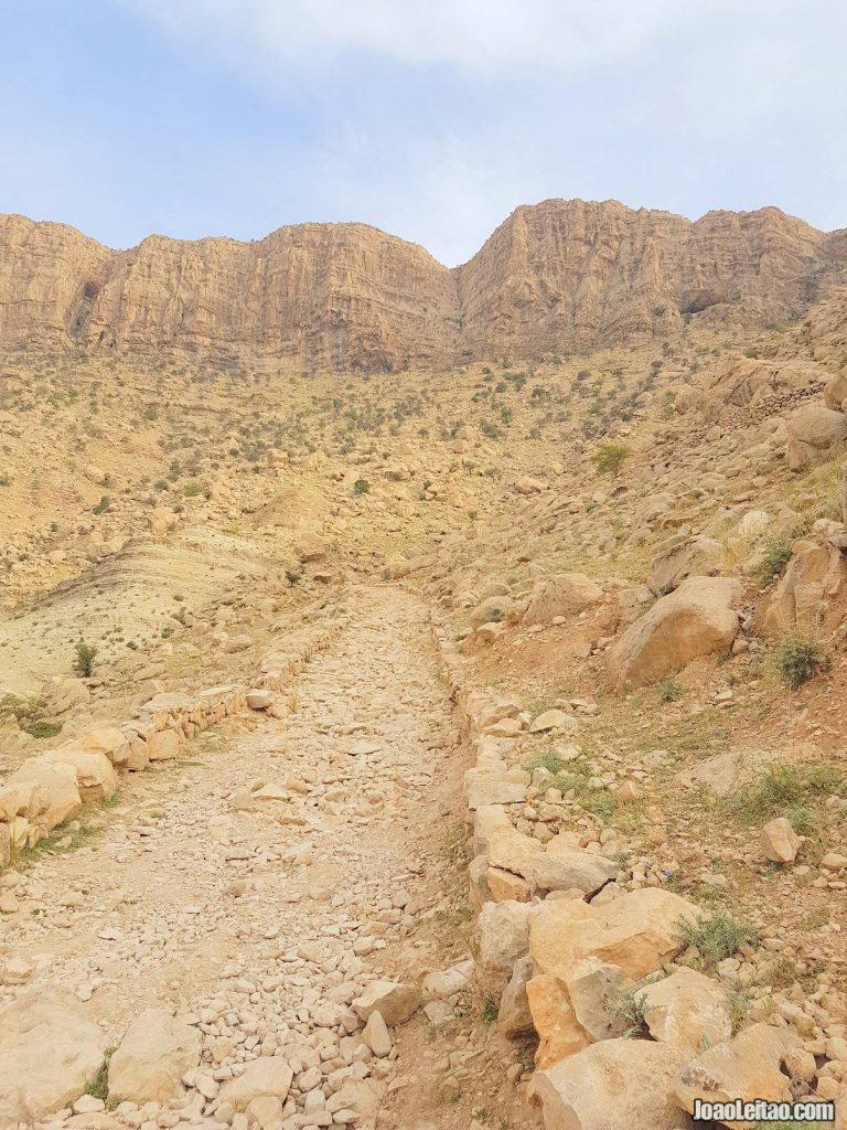 Visit Shapur Sassanid Cave in Iran