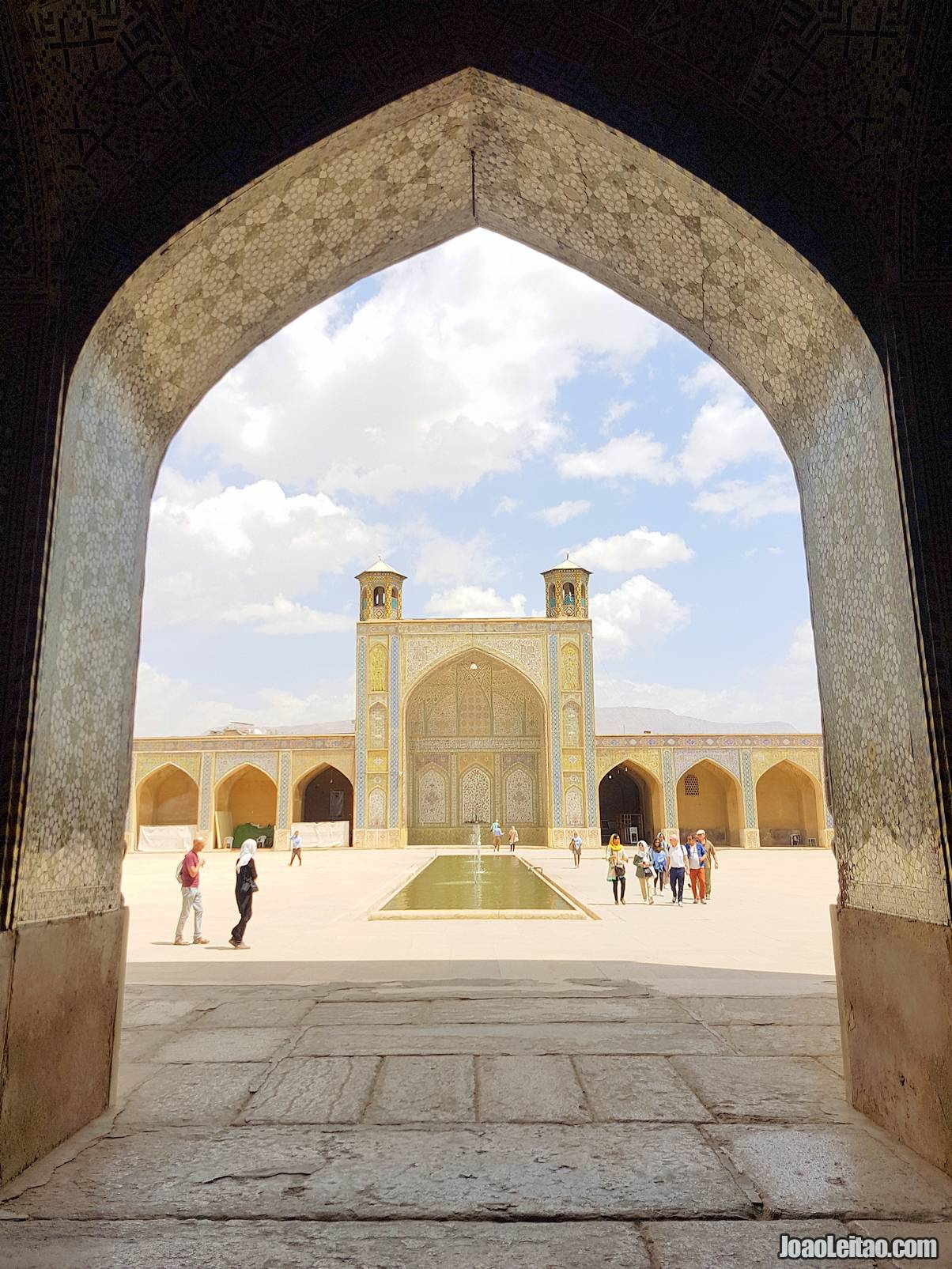 Visit Shiraz in Iran