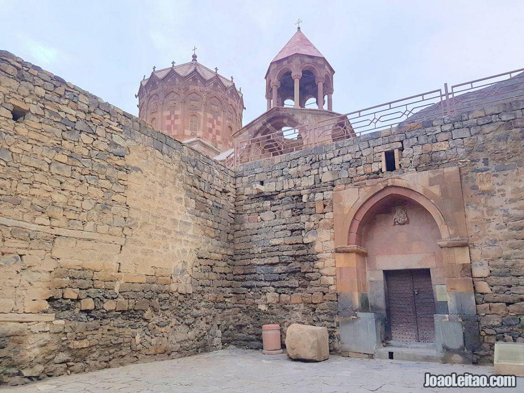 St. Stepanos Monastery