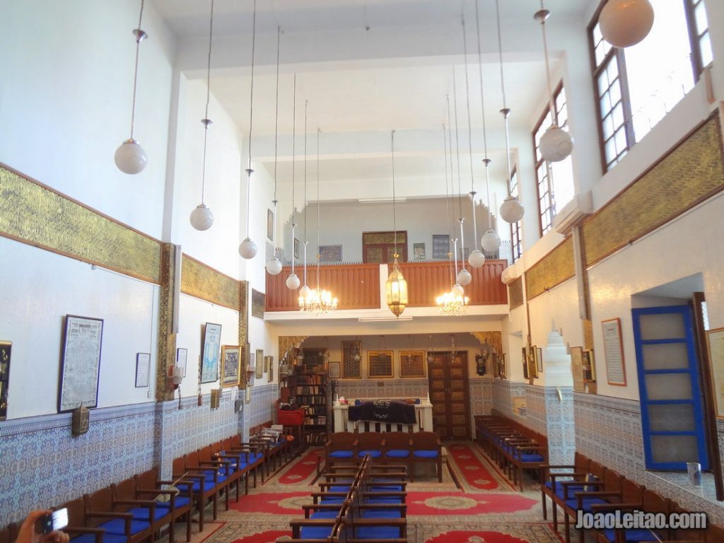 Synagogue in Marrakesh