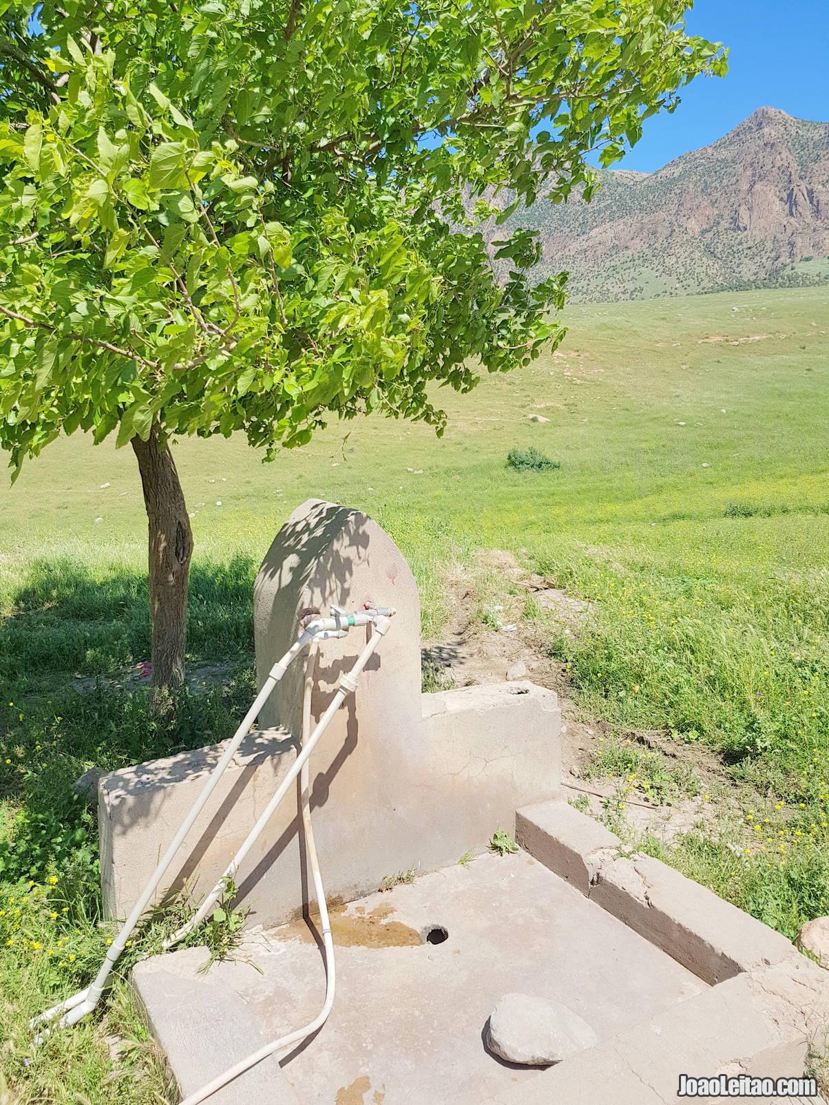 Visit Timar village in Iraqi Kurdistan