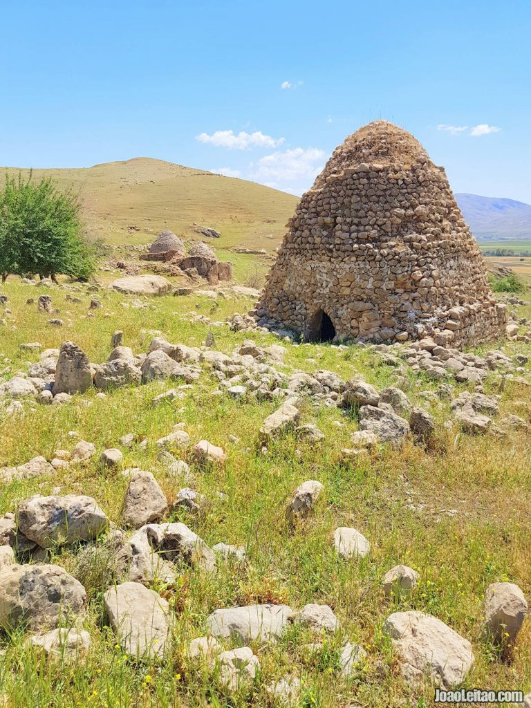 The tomb of Sheikh Jibril in Iraqi Kurdistan