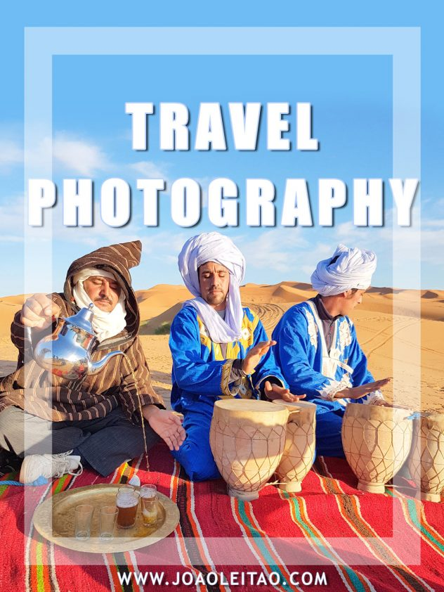 Learn Photography – Beginner's Guide for Travel Photography