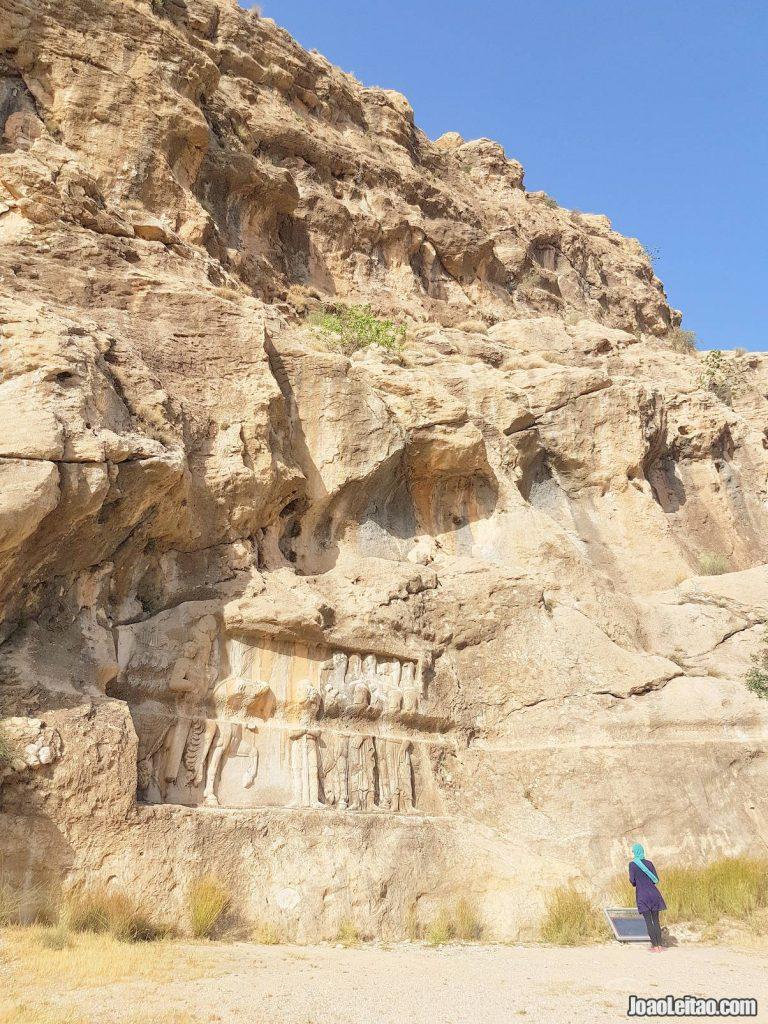 Visit Tang-e Chogan in Iran