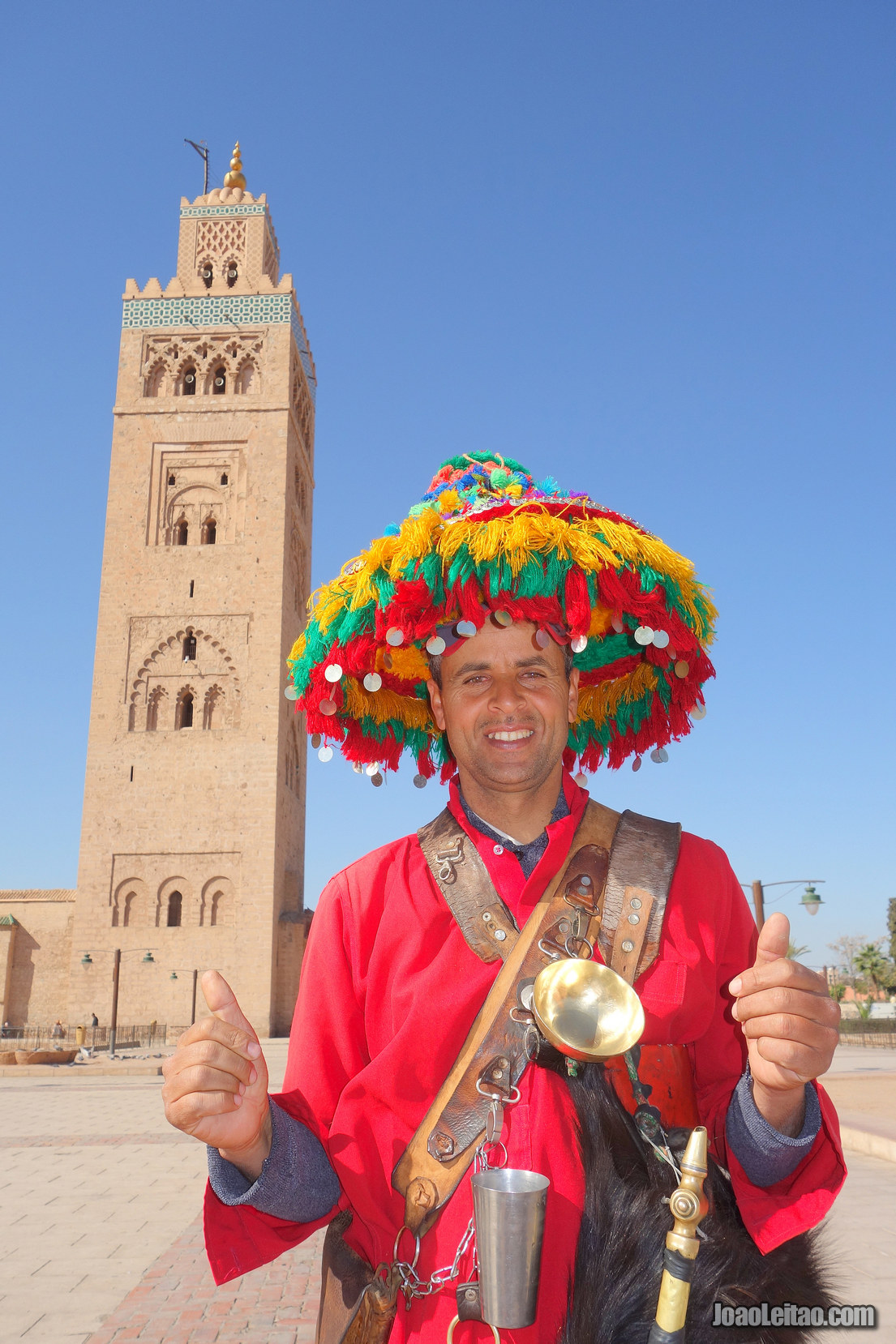 Travel to Marrakesh